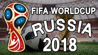 FIFA World Cup 2018 Schedule Time Table English