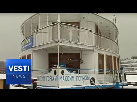 "Luxury, Never Used, Antique ""Stalin Yacht"" to be Sold to Baku"