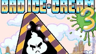 Bad Ice Cream 3 Full Gameplay Walkthrough