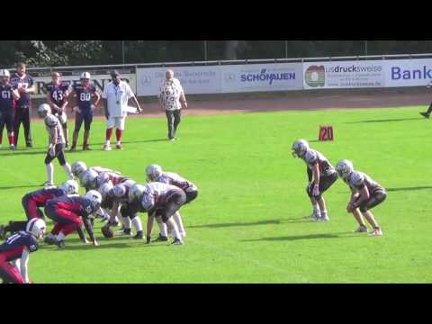 Wuppertal Greyhounds U19 vs. Kreis Heinsberg Bisons U19