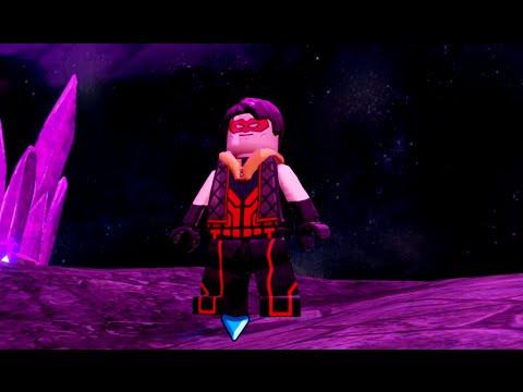 LEGO Batman 3: Beyond Gotham - Vibe Gameplay and Unlock Location
