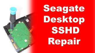 Seagate Desktop SSHD ST4000DX001    100714259  repair  data recovery