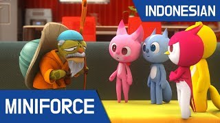 [10.15 MB] [Indonesian dub.] MiniForce S1 EP 19 : Guru Kungfu Cho 1
