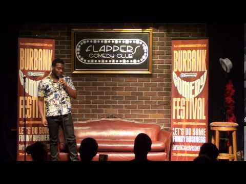 Kel Mitchell Burbank Comedy Festival 2015 Highlights