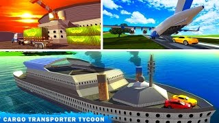 City Cargo Transporter Tycoon - Best Android Gameplay HD