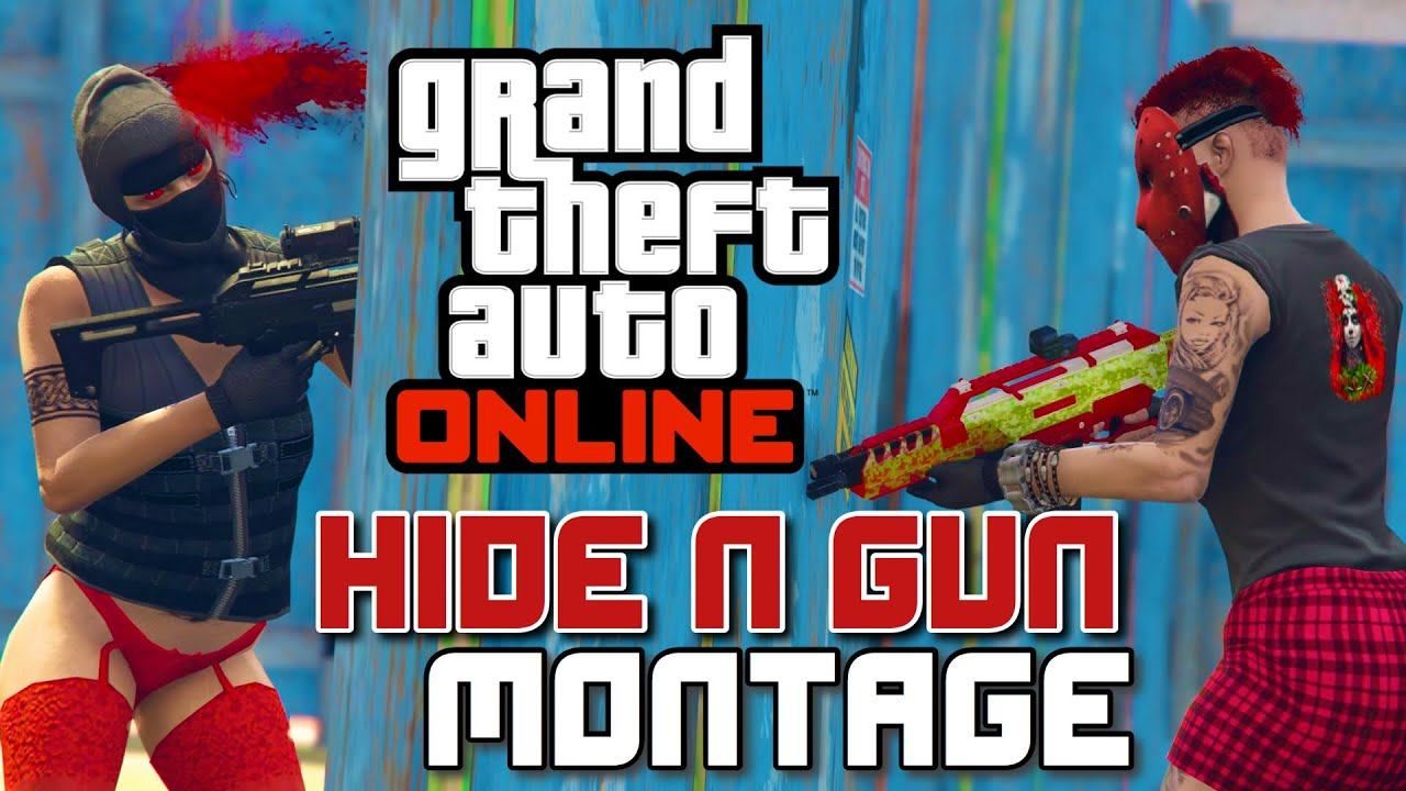 Download I Tried HnG.. (Dirty RnG) Montage | GTA Online