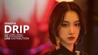 HINAPIA - DRIP | Line Distribution