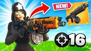 Fortnite Now Has An Automatic Shotgun...