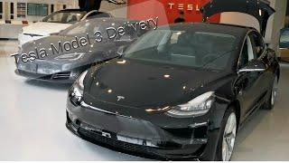 My Tesla Model 3 April 2019 Delivery!