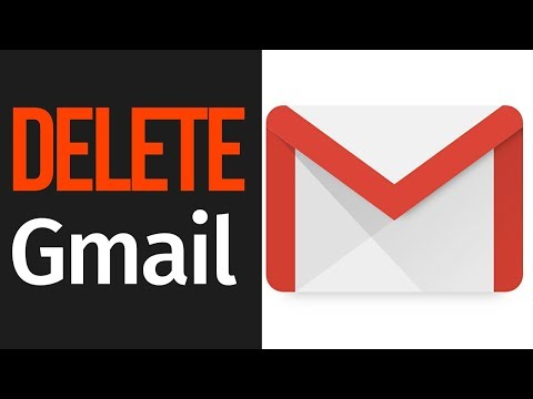 How to Delete your Gmail Account | permanently Delete a Gmail Account in Mac or PC | 2019