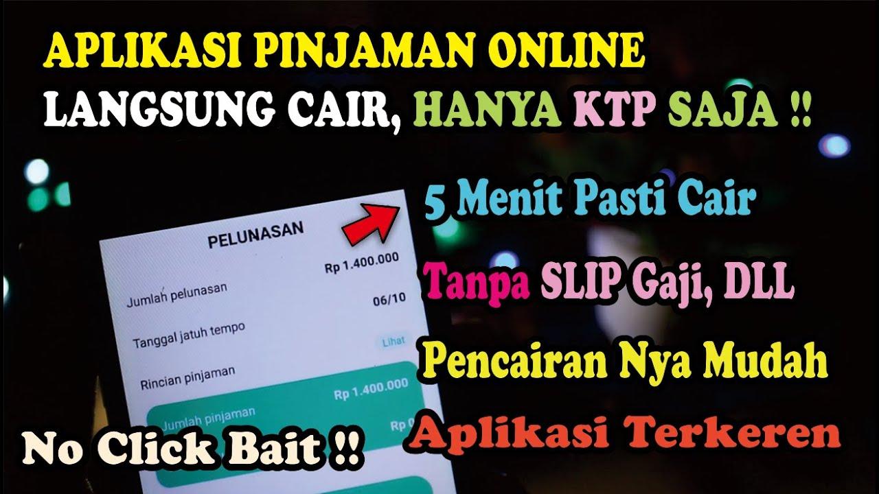 Aplikasi Pinjaman Online Langsung Cair Hanya Gunakan Ktp 5