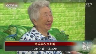 [今日亚洲]台风导致白菜涨价 韩主妇发愁腌不起泡菜| CCTV中文国际