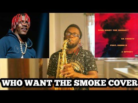 Lil Yachty - Who Want The Smoke? - Saxophone Cover by Ikechi Onyenaka