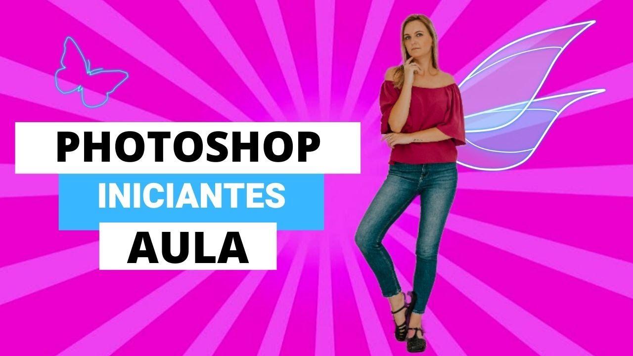 Photoshop para iniciantes, edição simples e rápida!