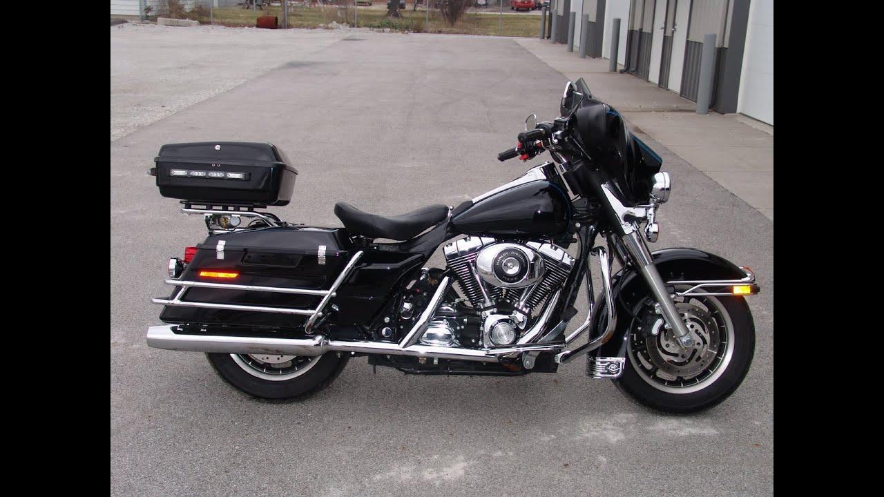 2005 Harley Davidson FLHTPI Electra Glide Standard Police