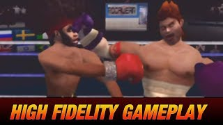 Ready 2 Rumble Boxing: Round 2 for Sega Dreamcast (High Fidelity Gameplay)