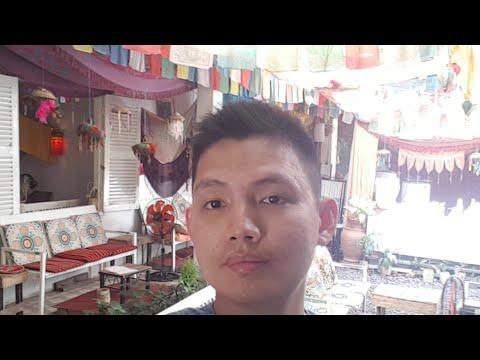 CAFE NGÂM CHÂN THẢO DƯỢC | Nha Trang chơi gì | Quang Lê TV