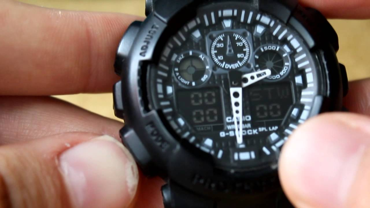 casio g shock sd 1001nb инструкция