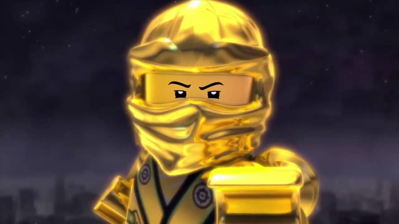 Lloyd the golden ninja video youtube - Ninjago lloyd gold ...