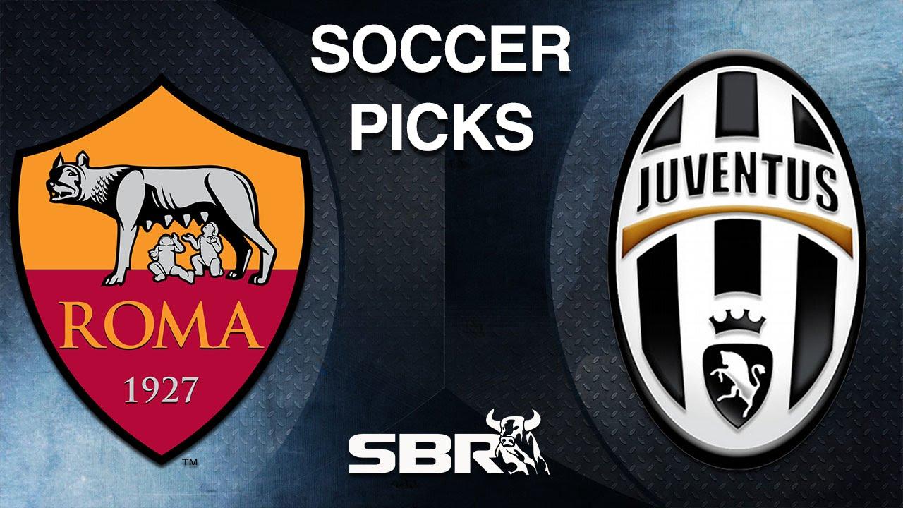 Roma Vs Juventus 1 1 02 03 15 Serie A Football Match