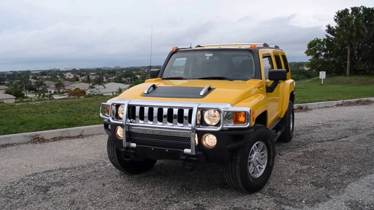 2007 Hummer H3 In Depth Look Review 9 Years Of Ownership