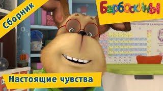 Настоящие чувства 💚 Барбоскины 💜 Сборник мультфильмов 2018