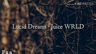 lucid dreams lyrics