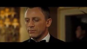 Vesper Martini directed by James Bond