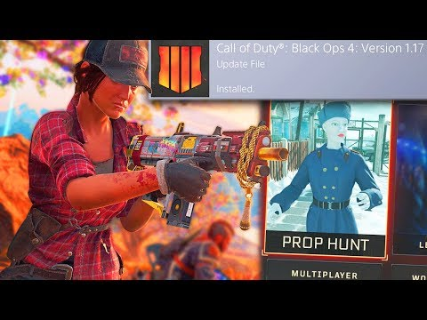 The LAST Grand Heist Update In Black Ops 4! (New Free Map, Misty, & More)