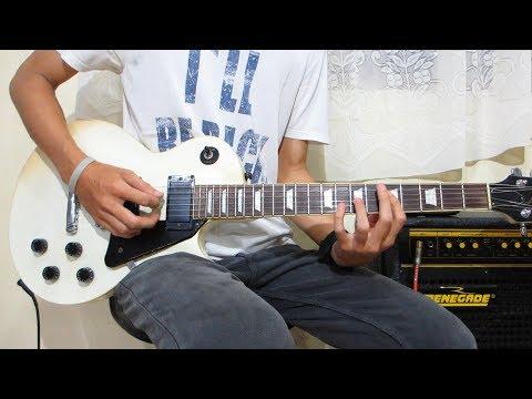 True Worshippers - Ku Diberi Kuasa guitar tutorial part 1