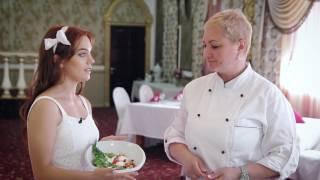 Спортивный салат от участницы «Мисс Блокнот» Валентины Аушевой