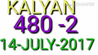 Kalyan 14-7-2017 free game