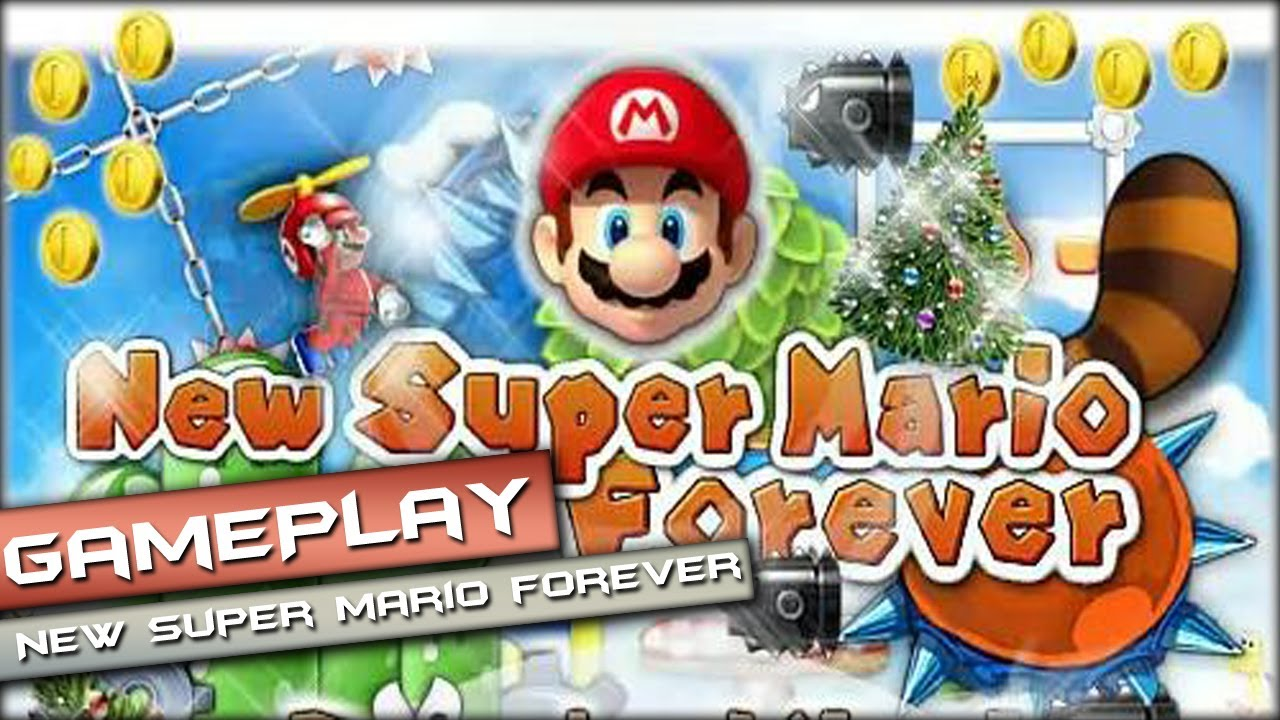 Download new super mario forever for free (Windows)
