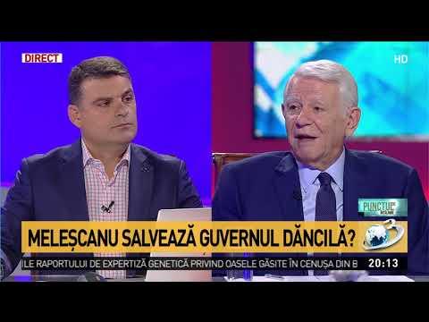 Meleșcanu dezvăluie culisele ciocnirii PSD-ALDE