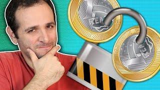 DESAFIO das moedas travadas ft. CHRISTIAN FIGUEIREDO 🔵Manual do Mundo