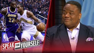 Kawhi joining the Clippers has ended the LeBron James era — Whitlock | NBA | SPEAK FOR YOURSELF