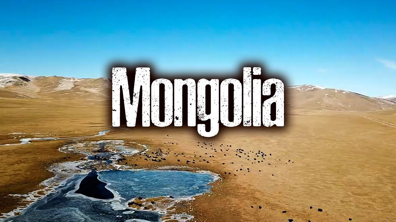 Daily life in Mongolia. The Desert Country / How People Live / The People