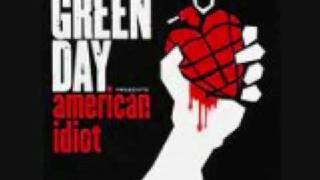 Green Day - She's a Rebel [with lyrics]
