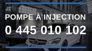 POMPE A INJECTION BOSCH 0445010102