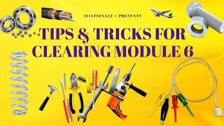 Gambar cover TIPS & TRICKS FOR MODULE 6   AVIATIONA2Z ©  