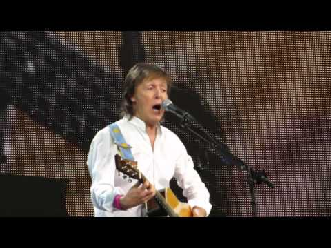 Paul McCartney Four Five Seconds