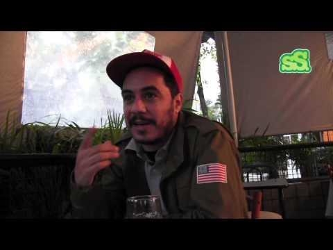 Entrevista exclusiva com Marcelo D2 para revista semSemente #4