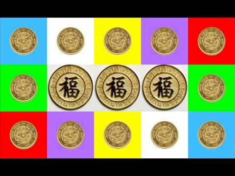เหรียญมังกร6สี+3ฮก