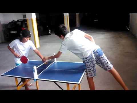 ping pong #1 players of stars no primeiro torneiro