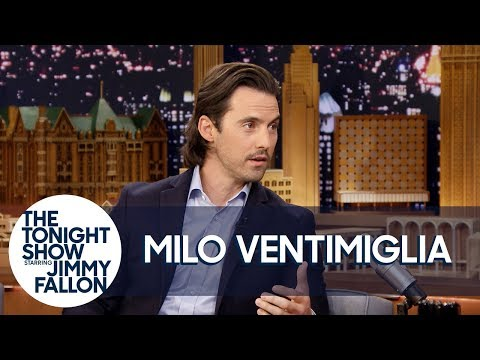 Fans Make Milo Ventimiglia Cry with Their This Is Us Stories Mp3