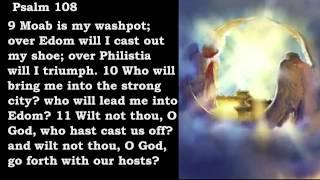 Bible Reading Psalm 108