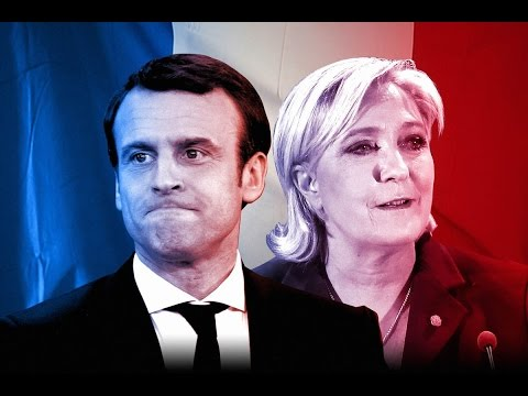 FRENCH ELECTION: Centrist Macron Defeats Far-Right Le Pen