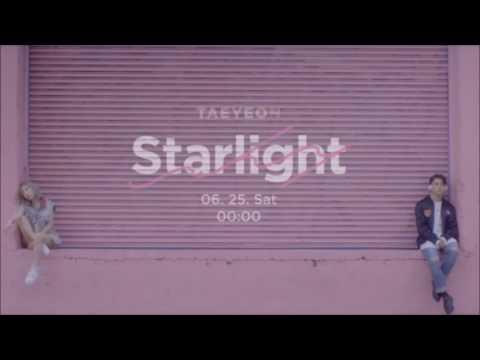 [Audio] Taeyeon ft. DEAN - Starlight