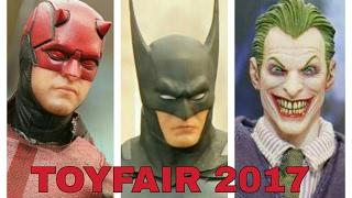 Toyfair 2017 Mezco Toyz