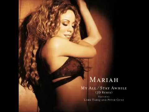 Mariah Carey  My All  Stay Awhile So So Def Remix  Rap